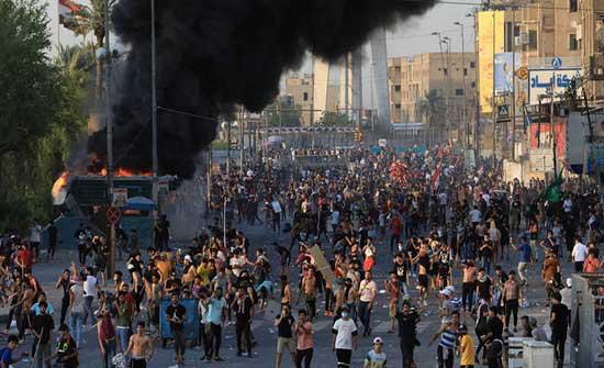 القضاء العراقي يأمر الهيئات التحقيقية بسرعة حسم قضايا قتل المتظاهرين