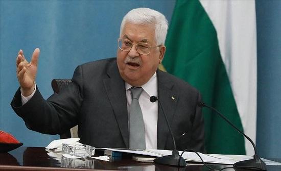 عباس يجدد دعوته لعقد مؤتمر دولي للسلام