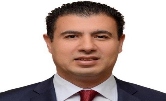 عربيّات مديرا عاما لغرفة صناعة الاردن