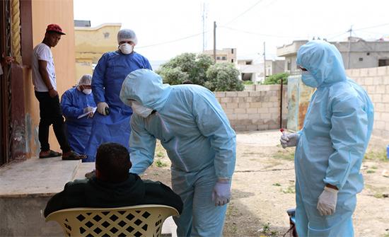 تسجيل 3554 اصابة جديدة بفيروس كورونا