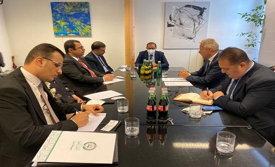 القمة البرلمانية العالمية تناقش رؤية البرلمان العربي لمكافحة الإرهاب