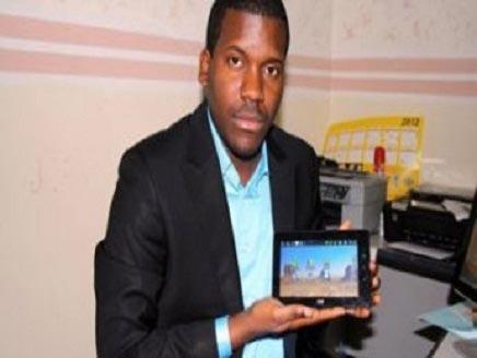 كونغولي يطلق أول هاتف ذكي يصنع في إفريقيا