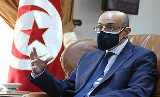 السفير التونسي بعمان يزور مديرية الاتحاد الرياضي العسكري