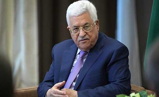 الرئيس الفلسطيني يستقبل المبعوث الأميركي برام الله