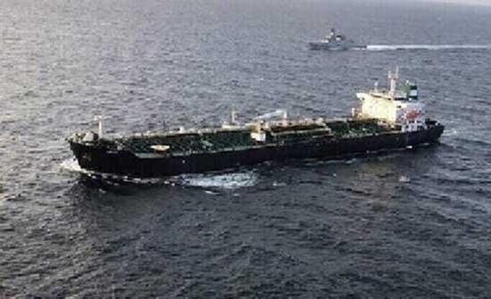 طهران تستنكر تعقب الولايات المتحدة سفينتين إيرانيتين