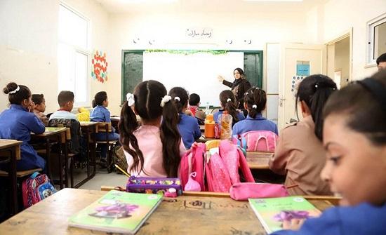 تربية البادية الجنوبية تتسلم عددا من مشاريع إنشاء المدارس
