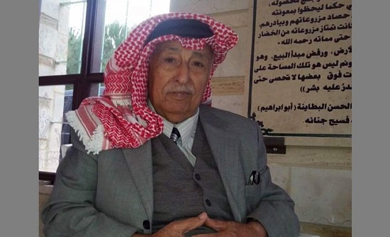 وزير الثقافة ينعي الشاعر الأردني نايف ابو عبيد