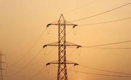 فصل التيار الكهربائي عن مناطق باربد وعجلون اليوم