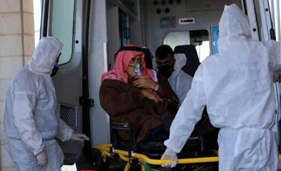 تسجيل 824 اصابة جديدة بفيروس كورونا