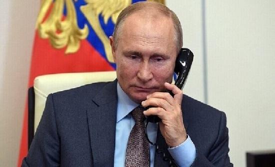 بوتين وباشينيان يبحثان الوضع في قره باغ
