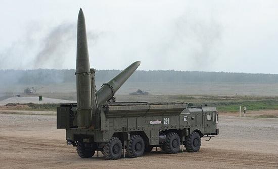 """أرمينيا تهدد باستخدام صواريخ """"إسكندر"""" إذا أرسلت تركيا مقاتلات """"F-16"""" إلى قره باغ"""