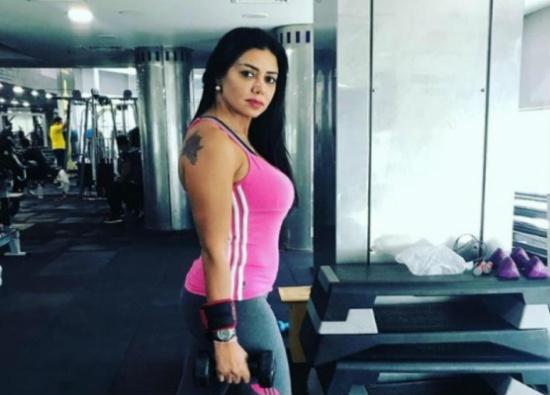 رانيا يوسف تثير الجدل بفيديو جديد في الجيم