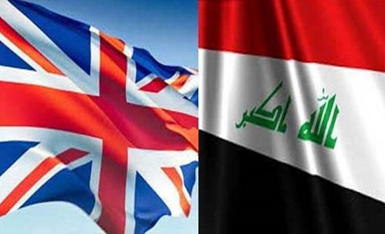 توقيع وثيقة الإطار الاستراتيجي للتعاون البريطاني-العراقي
