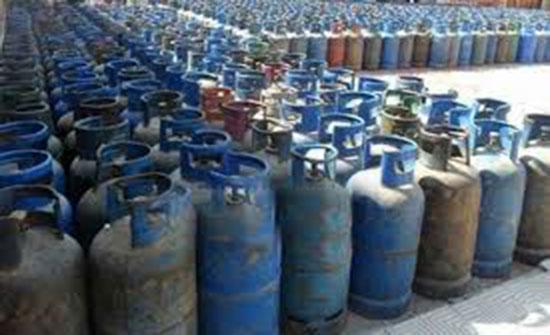المواصفات: اسطوانات الغاز لا تستخدم إلا بعد اجتيازها الفحص