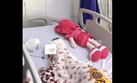 مصر.. وفاة الطفلة المصرية جنة ضحية تعذيب جدتها