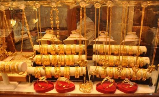 أسعار الذهب في الاردن الثلاثاء