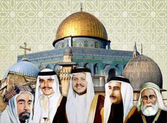 محاضرة حول دور الهاشميين بالحفاظ على المقدسات الإسلامية
