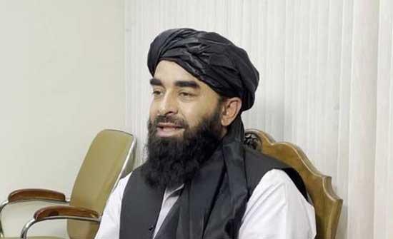 """مجاهد: نأمل أن يتخلى الأفغان الواقعون تحت تأثير """"داعش"""" عن عملياتهم عند قيام حكومة إسلامية"""
