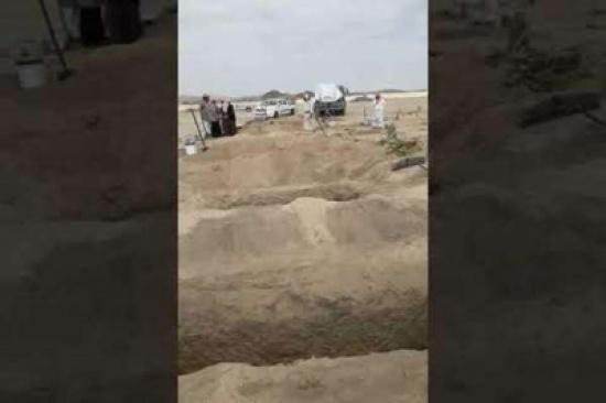 بالفيديو: وفاة 6 أشخاص في حادث خلال سفرهم للمشاركة في جنازة قريب لهم