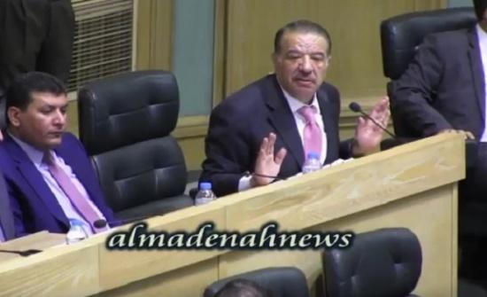 الدغمي : الملحق التجاري للسفارة الامريكية نبه تجار اردنيين من التعامل مع سوريا
