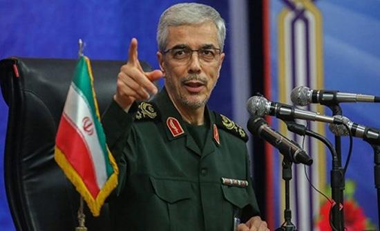 رئيس الاركان الايرانية يعلّق على حادث اقتحام الكونغرس الاميركي