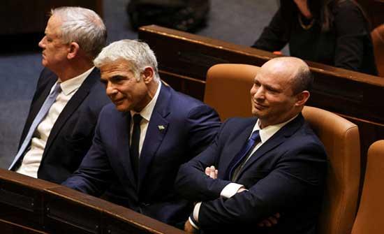 فلسطين تعليقا على تشكيل الحكومة الإسرائيلية : من غير الدقيق تسميتها حكومة تغيير