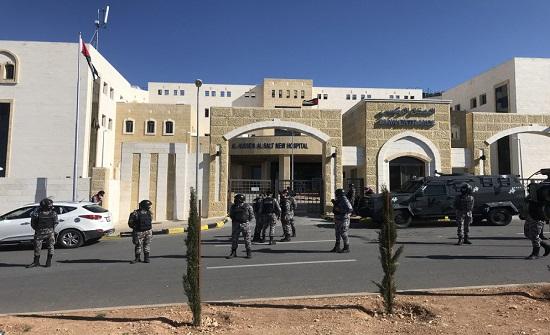 الإفراج عن 4 موقوفين في قضية مستشفى السلط