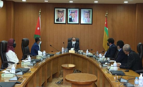 الجامعة الأردنية تستحدث برنامج ماجستير العلاج الرياضي