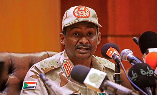 حميدتي يتحدث عن الانتخابات ومبعوث إثيوبي يؤجل زيارته