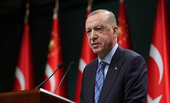 """أردوغان: وضع حجر الأساس لأولى جسور """"قناة إسطنبول"""" أواخر يونيو"""