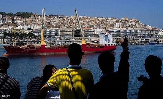 """الجزائر.. عملية إنسانية تكشف عن """"5 طن مخدرات"""""""