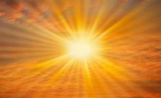 كتلة هوائية حارة تؤثر على المملكة اعتباراً من الغد