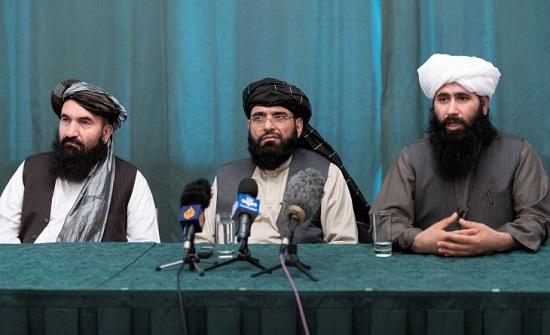 طالبان: مستقبل وشكل النظام بأفغانستان سيتصدران المفاوضات