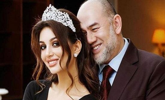 ملكة جمال روسيا تكشف تفاصيل عن السلطان محمد : طلقني عبر الانترنت