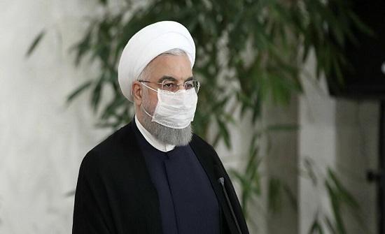 """أوروبا قلقة .. روحاني: رفع نسبة تخصيب اليورانيوم هو ردنا على """"الإرهاب النووي"""""""