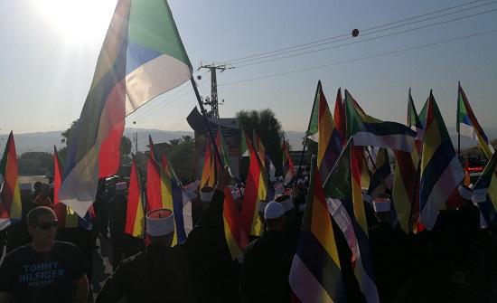 الإحتلال يمنع دخول أكثر من 150 درزيا للأردن