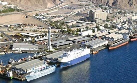 350 مواطنا يصلون الليلة الى ميناء العقبة من مصر