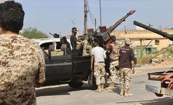 """الجيش الليبي: تعزيزات لمرتزقة """"فاغنر"""" غرب سرت"""