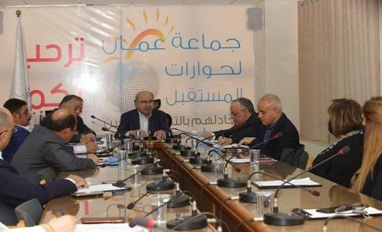 المصري : الأردن نجح في بناء مؤسسات متقدمة ومتطورة