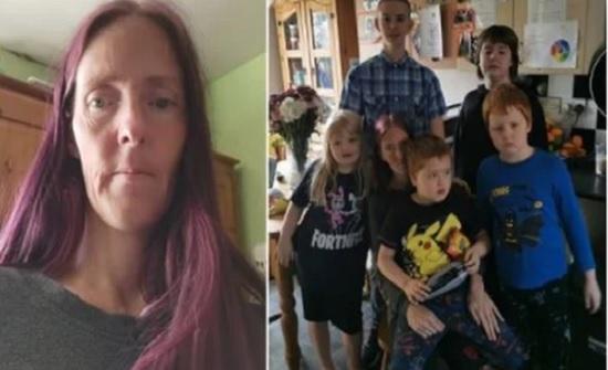 بريطانيا: مخاوف كورونا.. أم تمنع أبناءها الخمسة من الذهاب إلى المدرسة منذ 7 أشهر