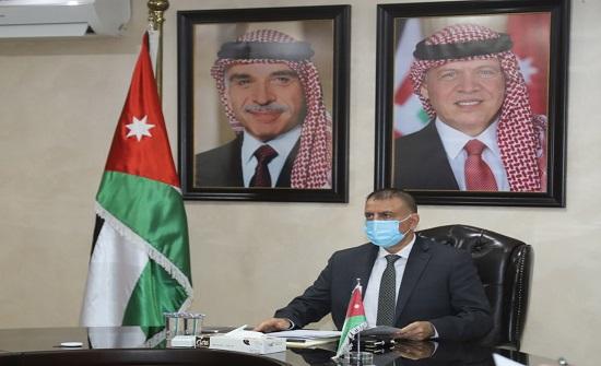 وزير الداخلية يشارك في اجتماعات مجلس وزراء الداخلية العرب