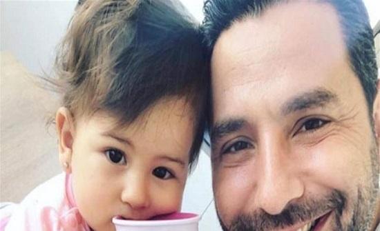 حركات وطرافة إبنة ريم ووسام بريدي تشعل مواقع التواصل (فيديو)