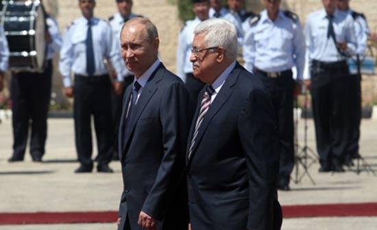 الكرملين: بوتين يلتقي عباس في سوتشي يوم 12 فبراير