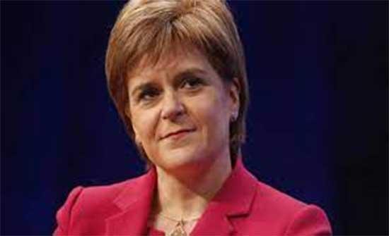 رئيسة وزراء اسكتلندا تدين الهجمات الإسرائيلية على الأقصى