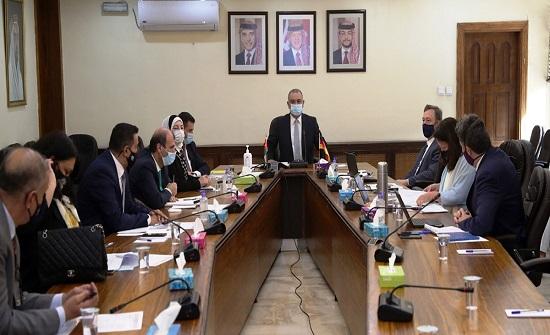 3ر394 مليون يورو مساعدات تنموية للأردن من الحكومة الألمانية