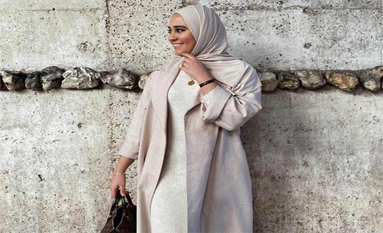 ملابس محجبات للقصيرات موضة شتاء 2020