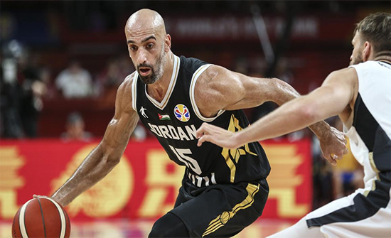 تأجيل مباريات الأردن بتصفيات آسيا لكرة السلة بسبب كورونا