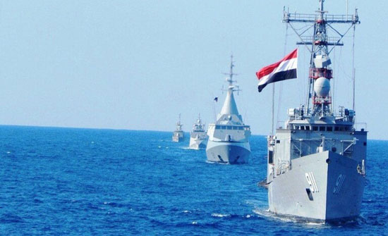 الجيش المصري يعلن انطلاق تدريبات عسكرية بمشاركة أقوى أسلحته بالبحر المتوسط