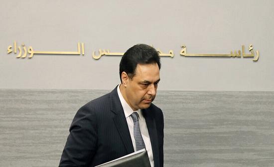 رئيس حكومة لبنان: نحن في خطر كبير وأدعوكم لحظر تجوال ذاتي