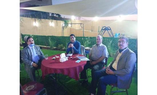 عجلون: انطلاق فعاليات مهرجان صهيل في مطالع الزيتون الحادي عشر